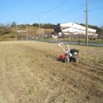 ソバ畑の雑草取り完了!